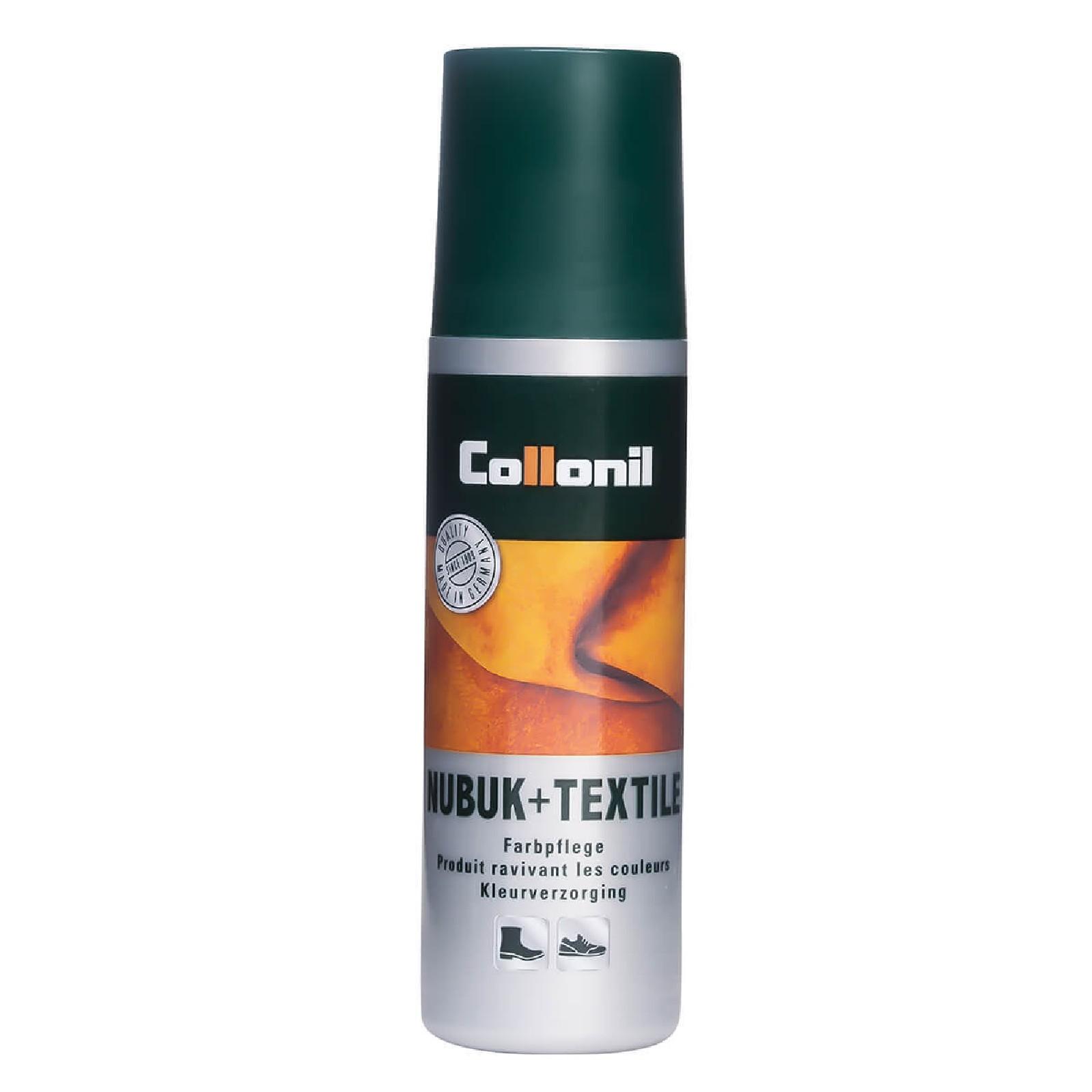 Collonil Nubuk+textil 75 ml karamelový